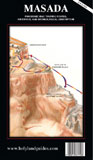 Map of Masada - Self-Guiding