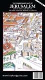 Map - Panoramic Jerusalem