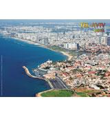Placemat - Tel Aviv / Jaffa